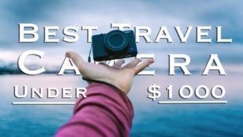 BEST TRAVEL CAMERA Under 1000 Sony RX100V Minimalist Camera Review Tips