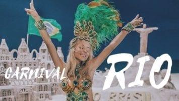CARNIVAL IN RIO CHAMPIONS PARADE COPACABANA IPANEMA VLOG