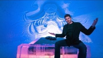 The ICE HOTEL Tour