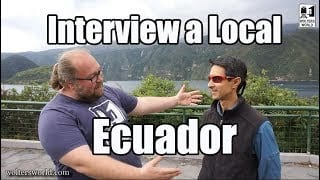 Vbp 315 Interview With A Local Miguel A Travel Guide From Ecuador