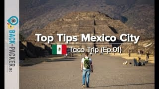 Vbp 93 Most Popular Things To Do In Mexico City Mexico Taco Trip Ep.01