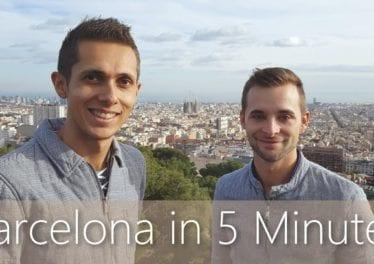 Barcelona In 5 Minuten Reisefhrer Die Besten Sehenswrdigkeiten