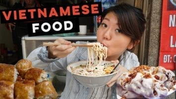 SAVORY VIETNAMESE STREET FOODS 5 Dishes To Try In Hanoi Vietnam Besides Pho