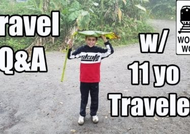 Travel QA With Caleb The 11 Year Old Traveler