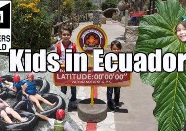 Visit Ecuador Visiting Ecuador With Children