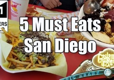 Visit San Diego 5 Things You Have To Eat In San Diego California