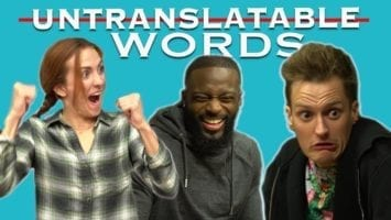 Youtubers Translate Untranslatable Words Try To Watch This Without Laughing Hilarious Reactions