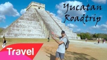 Yucatn Roadtrip Cenote Chichn Itz And The Worlds First All Included Hostel