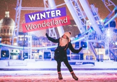 MAGICAL MONTREAL! A True Winter Wonderland