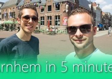 Arnhem In 5 Minutes Travel Guide Must Sees For Your City Tour 1