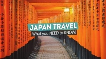 JAPAN TRAVEL For First Timers What YOU NEED To KNOW