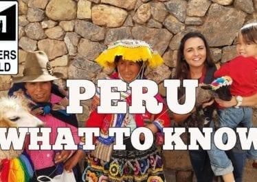 Visit Peru What To Know Before You Visit Peru