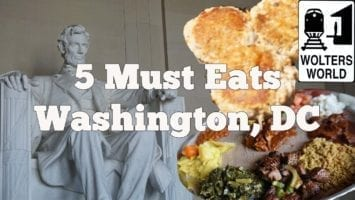 Eat DC 5 Things You Have To Eat In Washington DC