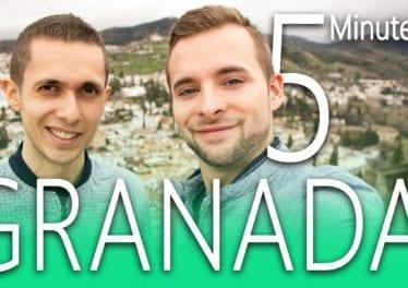 GRANADA In 5 Minuten Alhambra FLAMENCO Tapas