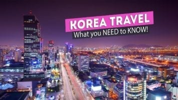 KOREA TRAVEL For First Timers What YOU NEED To KNOW