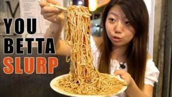 SEXY SESAME NOODLES Drunk Delicious Taiwanese Street Food After Dark