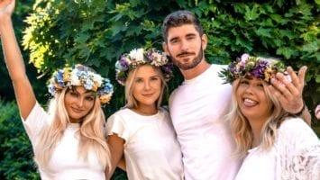 TRAVELING To SWEDEN Swedish Midsummer Celebration