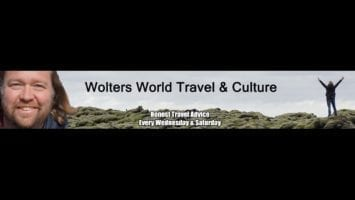 Travel Chat LIVE With Jocelyn Mark Wolters