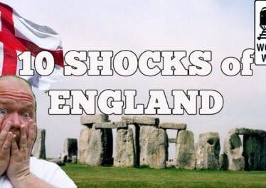 Visit England 10 SHOCKS Of Visiting England