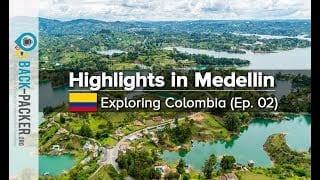 Colombias New Hotspot Medellin Things To Do Tours Exploring Colombia Ep.02