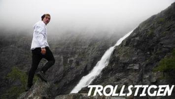 TROLLSTIGEN NORWAY Famous Troll Road In The Summer