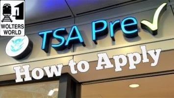 TSA Precheck How Why To Apply Its Easy