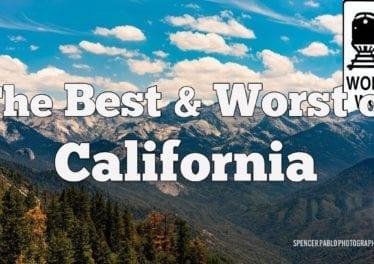 Visit California 5 Love Hates Of Visiting California