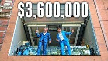 Vbp 1700 NYC Apartment Tour 3600000 MILLION LUXURY APARTMENT
