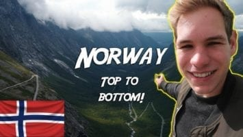 HOW TO SEE NORWAY IN A 3 DAY WEEKEND