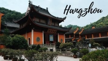 Hangzhou Longjing Tea Plantations West Lake Vlog