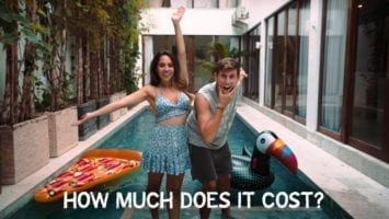 MY VILLA TOUR HOW MUCH DOES A VILLA IN BALI COST
