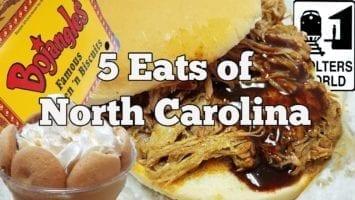 Visit North Carolina What To Eat In North Carolina
