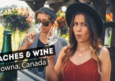 WINE TASTING And BEACH BIKINIS Kelowna Canada
