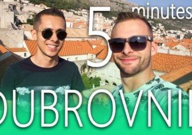 DUBROVNIK In 5 Minutes TRAVEL CROATIA