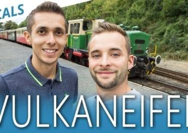 Vulkaneifel Vulkan Express Mit TheTravellers THE LOCALS KLN