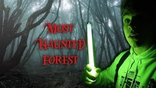 Worlds Most HAUNTED Forest Hoia Baciu Forest Transylvania