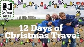 12 Days Of Christmas Travel A Bit Of Christmas Cheer