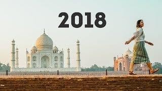 2018 YEAR OF TRAVEL