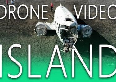 ISLAND DRONE VIDEO