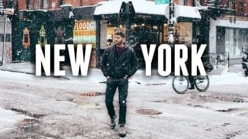 LIVING IN NEW YORK CITY Ultimate Winter Travel Guide