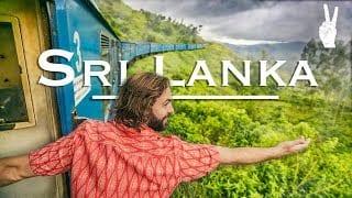 Sri Lankas Scenic Train Ride From Kandy To Ella