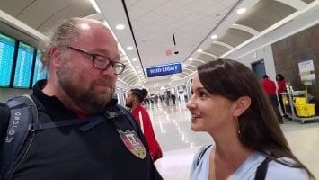 Video And Us Delayed... In Atlanta