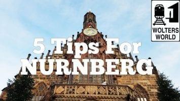 Visit Nuremberg 5 Tips For Visiting Nrnberg Germany