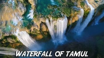 WATERFALL OF TAMUL IS IT WORTH IT Traveling MEXICO San Luis Potosi