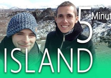 Vbp 2449 ISLAND In 5 Minuten Reise Tipps Und Drone Shots