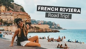 FRENCH RIVIERA ROAD TRIP Cute Villages In The South Of France