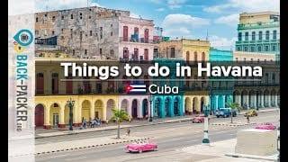 Top 10 Things To Do In Havana Cuba Havana Travel Guide