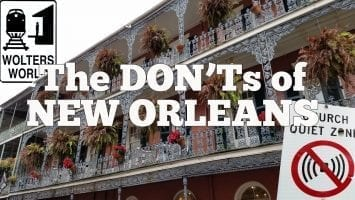 Visit New Orleans The Donts Of Visiting New Orleans