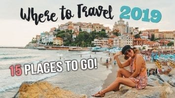 WHERE To TRAVEL In 2019 15 PLACES TO GO