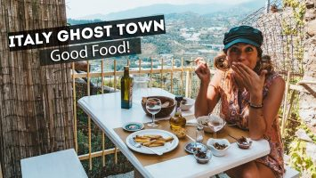 A TASTE Of ITALY Ghost Towns Italian FOOD
